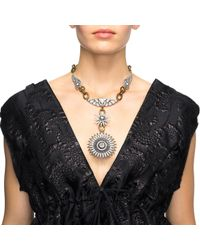 Lulu Frost - Metallic Odyssey Necklace - Lyst