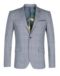 Ted Baker | Blue Havaen Button Blazer for Men | Lyst