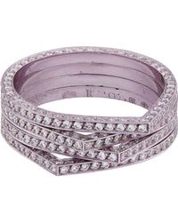 Repossi - Purple Antifer Ring - Lyst