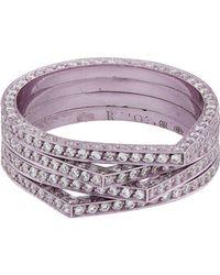 Repossi | Purple Antifer Ring | Lyst