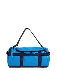 The North Face | Blue 'base Camp - Medium' Duffel Bag for Men | Lyst