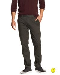 Banana Republic | Gray Factory Fulton-fit Chino for Men | Lyst