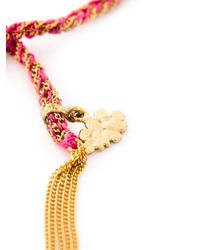 Carolina Bucci | Metallic 'lucky' Charm Bracelet | Lyst