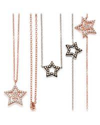 Astley Clarke | Metallic Sterling Silver Moonstone Cadenza Bracelet | Lyst