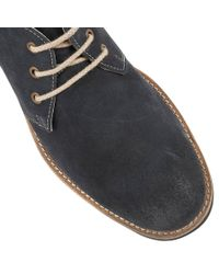 Lotus | Blue Kingswood Lace Up Casual Desert Boots for Men | Lyst