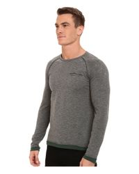 Mavi Jeans | Gray Long Sleeve for Men | Lyst