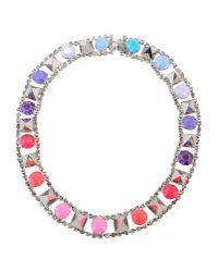 Tom Binns - Metallic Noble Savage Color Necklace - Lyst