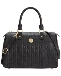 Tommy Hilfiger | Black Irene Duffle Bag | Lyst