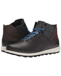 Adidas | Brown Zappan Ii Winter Mid for Men | Lyst