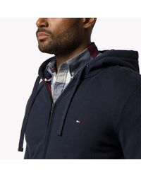 Tommy Hilfiger | Blue Big & Tall Hoody for Men | Lyst