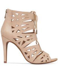 Jessica Simpson - Natural Emerita Gladiator Dress Sandals - Lyst