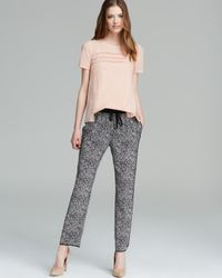 Marc By Marc Jacobs - Natural Tee - Addy Lace Mix - Lyst