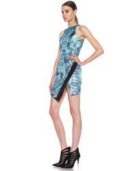 Nicholas - Multicolor Wrap Skirt Dress - Lyst