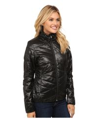 Spyder | Black Curve Insulator Jacket | Lyst