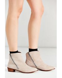 Kelsi Dagger Brooklyn - Brown Verla Ankle Boot - Lyst