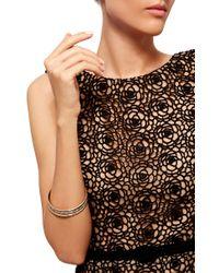Spinelli Kilcollin - Pink Sabine Pavé Linked Bracelet - Lyst