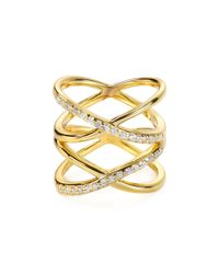 Samantha Wills | Metallic My Heart'S Infinity Ring | Lyst