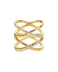 Samantha Wills - Metallic My Heart'S Infinity Ring - Lyst
