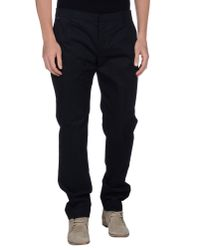 Dondup - Blue Casual Trouser for Men - Lyst
