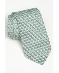 Vineyard Vines | Green 'beach Chair' Silk Tie for Men | Lyst