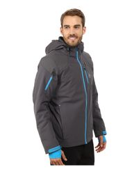 Spyder | Blue Squaw Valley Jacket for Men | Lyst