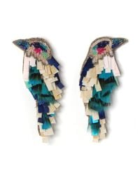 Mignonne Gavigan | Multicolor Bird Earrings | Lyst