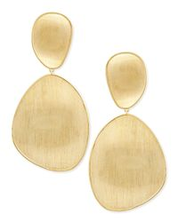 Marco Bicego | Metallic Lunaria 18k Gold Chandelier Earrings | Lyst