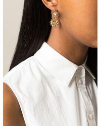 Étoile Isabel Marant - Metallic 'San Pedro' Drop Earrings - Lyst