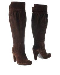 Keys - Brown Boots - Lyst