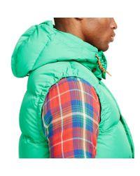 Polo Ralph Lauren - Green Elmwood Down Vest for Men - Lyst