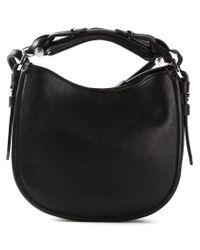 Givenchy - Black Small 'Obsedia' Hobo Bag - Lyst