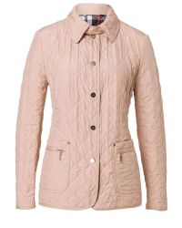 Basler | Natural Quilted Transitional Jacket | Lyst