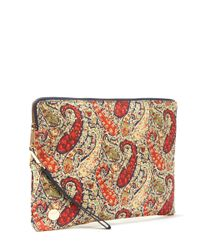 Mi-Pac - Multicolor Bourton Print Large Clutch Bag - Lyst