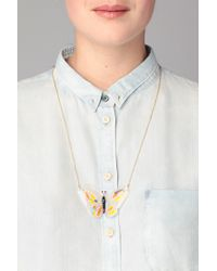 N2 - Multicolor Necklace / Longcollar - Lyst