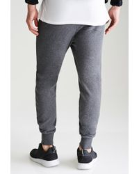 Forever 21 | Gray Classic French Terry Sweatpants for Men | Lyst