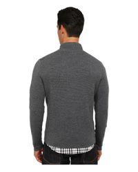 Jack Spade | Gray Smithfield Half-zip Sweater for Men | Lyst