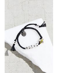 Venessa Arizaga - Black Queen Bee Bracelet - Lyst