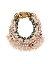 Lizzie Fortunato | Metallic Japanese Cool Necklace | Lyst