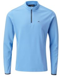 J.Lindeberg | Blue Mid Tn Jumper for Men | Lyst