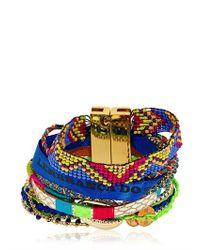 Hipanema | Multicolor Byzance Bracelet | Lyst