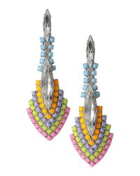 Tom Binns - Multicolor Earrings - Lyst