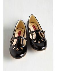 Bait Footwear - Black Of Gait Importance Flat In Ink - Lyst