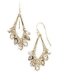 Alexis Bittar - Metallic 'miss Havisham' Drop Earrings - Lyst
