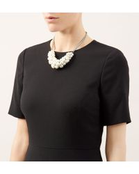Hobbs - Metallic Clarissa Necklace - Lyst
