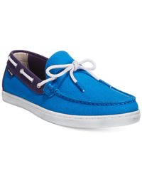 Cole Haan | Blue Pinch Weekender Camp Moccasins for Men | Lyst