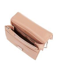 3.1 Phillip Lim - Pink Soleil Leather Shoulder Bag - Lyst