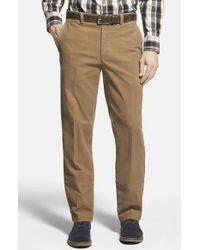 Bobby Jones - Natural Stretch Corduroy Pants for Men - Lyst