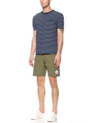 Apolis - Green Nylon Swim Trunks for Men - Lyst