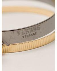 Versus | Metallic Lion Earrings | Lyst