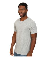 Nike - Gray Sb Dri-fit Solid Pocket Tee for Men - Lyst